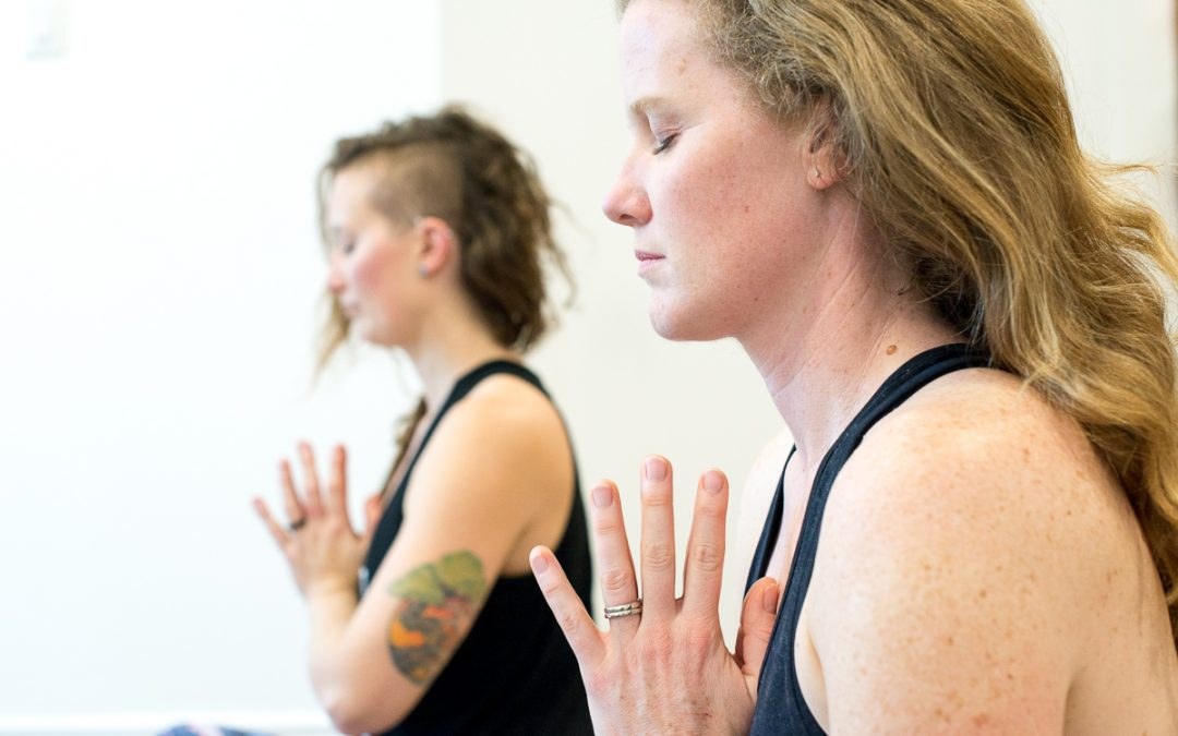 Exceptional Times: Therapeutic Yoga Practice 1